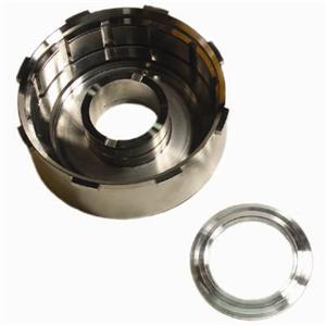 727 Ultimate Steel Front/High Clutch Drum with Retainer 22555BSWR