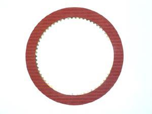 727 Direct Friction Red Racing Grooved Thick 22595B-7